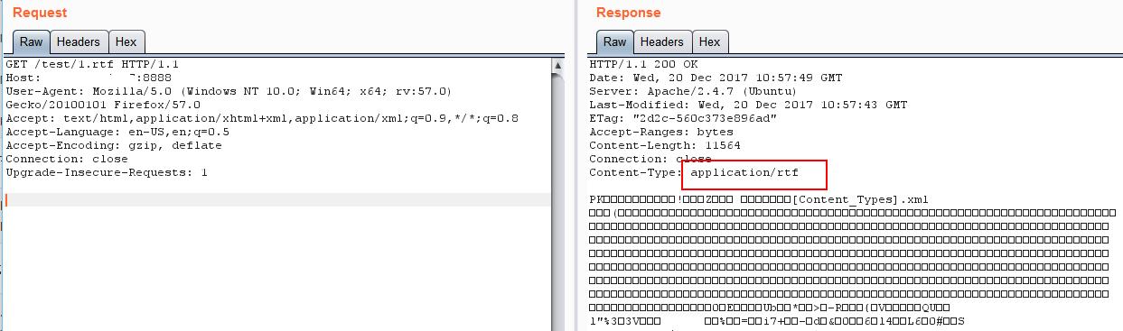 office漏洞CVE-2017-0199复现:HTA Handler Vulnerability(一)